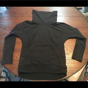 lululemon athletica Turtleneck Sweatshirt